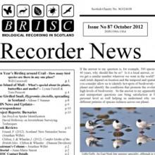 BRISC Recorder News 87