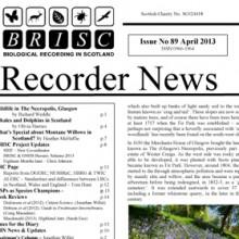 BRISC Recorder News 89