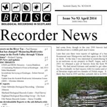 BRISC Recorder News 93