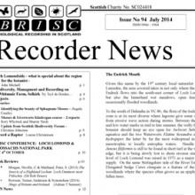 BRISC Recorder News 94