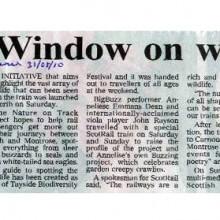 Window on Wildlife