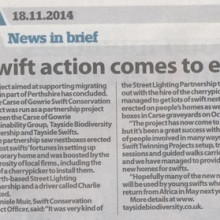 Swift Action Ends