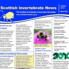Scottish Invertebrate News March 2010