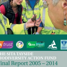 2005-14 SITA Tayside Biodiversity Action Fund Report