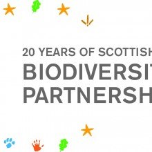 20 Years of Scottish Biodiversity Partnerships – the 2016 Celebratory Report