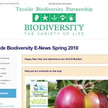 Tayside Biodiversity E-News 3