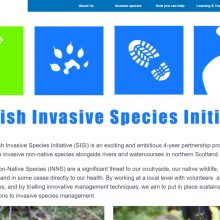 Scottish Invasive Species Initiative