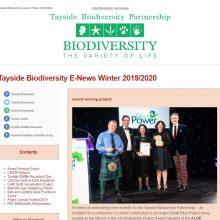Tayside Biodiversity E-News 8